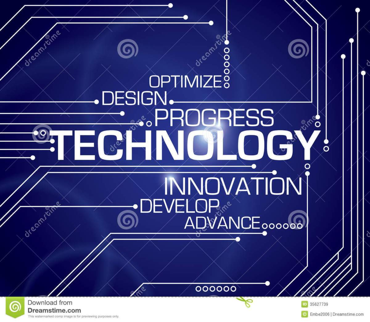 technology word background circuit lines board tech education century ugly bad 21st today royalty international learning preview